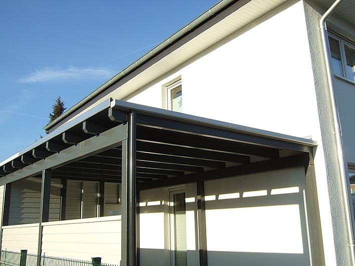 Fabulous Referenzen für Carports - Holzbau Peter Krampe GmbH & Co. KG UI12