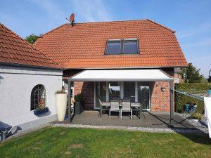 Terrassendach in Beckum