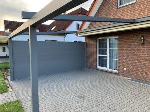 Multifunktionales Terrassendach